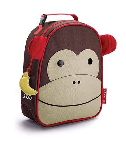 Skip Hop Lunchie Monkey