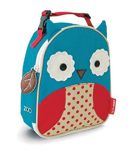 Skip Hop Lunchie Owl