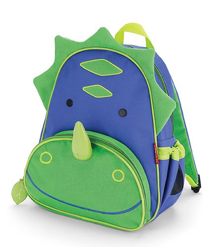 Skip Hop Zoo Backpack Dinosaur