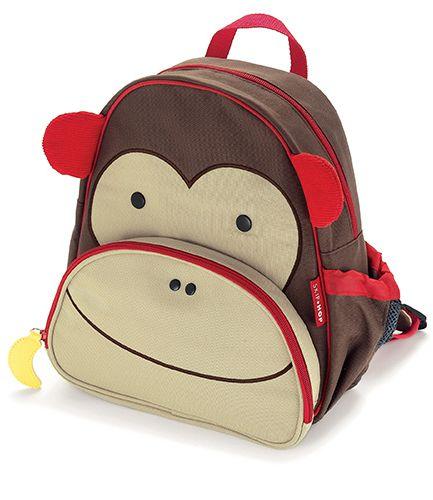 Skip Hop Zoo Backpack Monkey