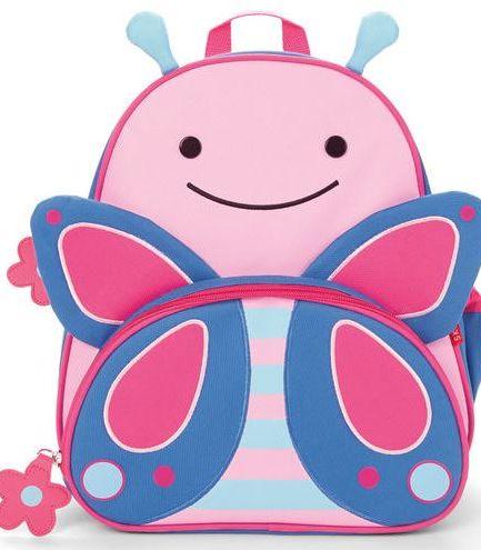 Skip Hop Zoo Backpack Butterfly