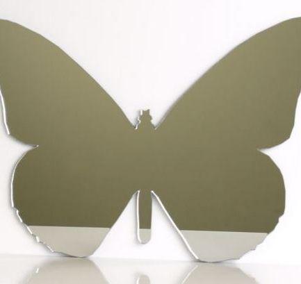Butterfly Mirror 45cm