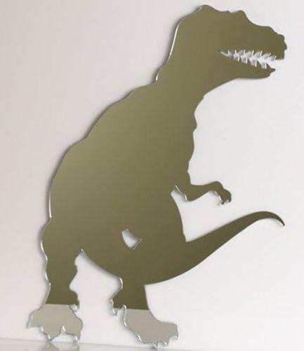 Dinosaur T-Rex Mirror 45cm
