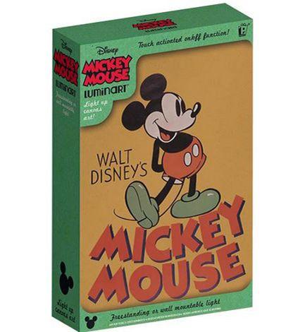 Mickey Mouse Luminart