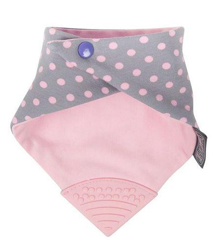 Polka Dot Pink Neckerchew