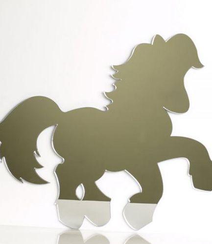 Pony Mirror 45cm