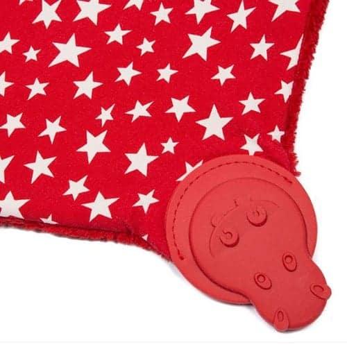 Red Stars Comfortchew