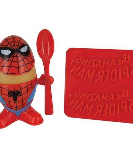 Spiderman Egg Cup