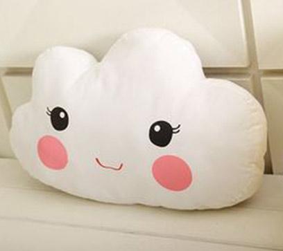 Cute Cloud Pillow