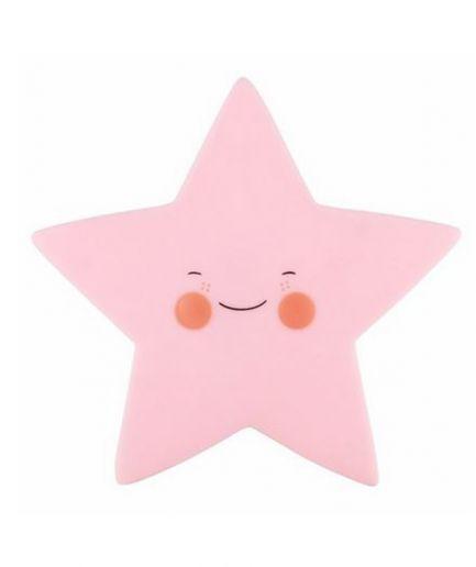 Mini Star Pink Night Light