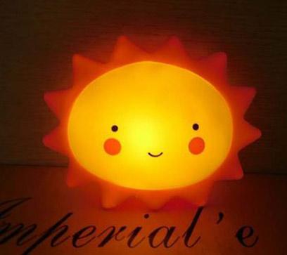 Sun Night Light