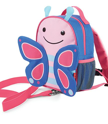 Safety Harness Mini Backpack Butterfly