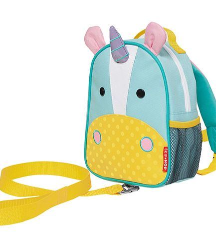 Safety Harness Mini Backpack Unicorn