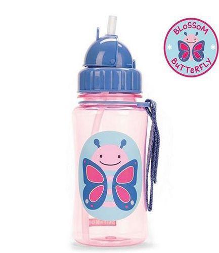 Skip Hop Straw Bottle Butterfly