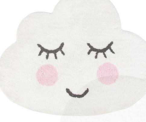 Cloud Shaped Rug