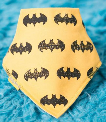 Babyboo Bib Vintage Batman