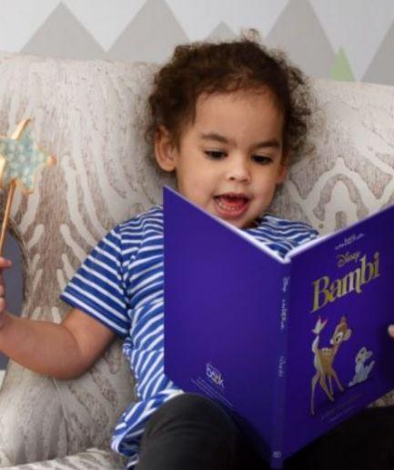 Bambi Personalised Book