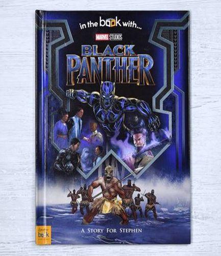 Black Panther Personalised Book