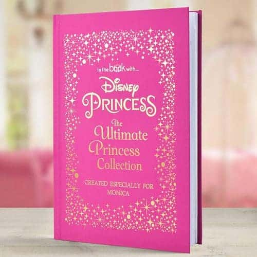 Personalised Disney Books