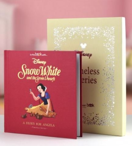 Snow White Personalised Book
