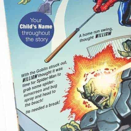 personalised childrens books irelandBook