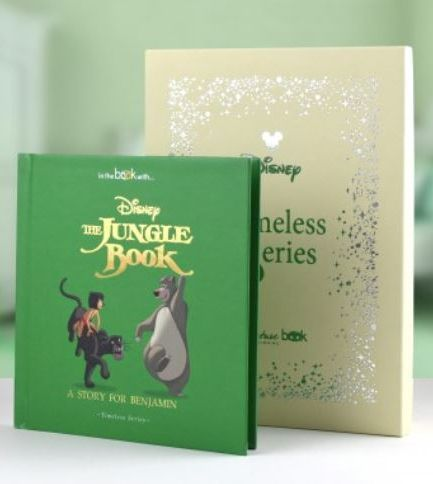 The Jungle Book Personalised Book