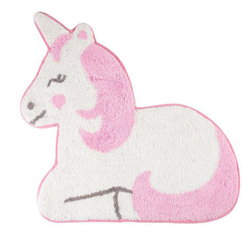 Unicorn Shaped Rug