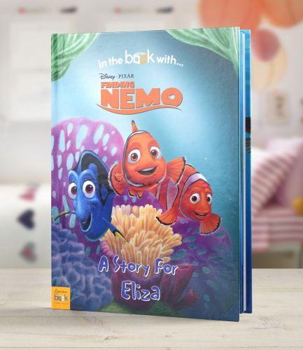 Disney Finding Nemo Personalised Book