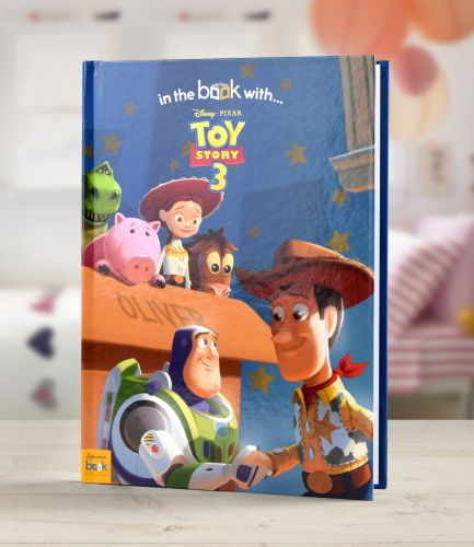 Disney Toy Story 3 Personalised Book