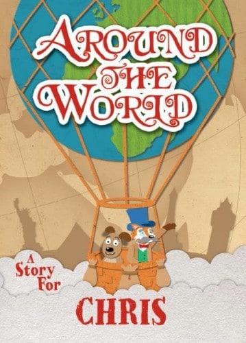 Personalised Around the World Story