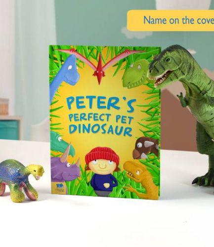 Personalised Perfect Pet Dinosaur