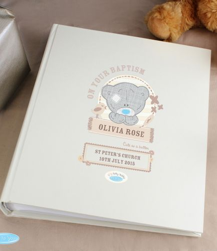 Personalised Tiny Tatty Teddy Album with Sleeves
