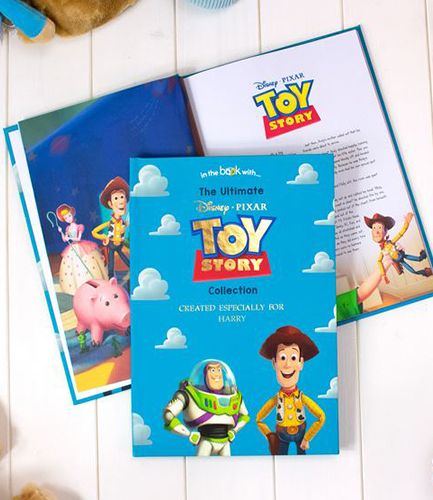 Your Very Own Personalised Disney Book