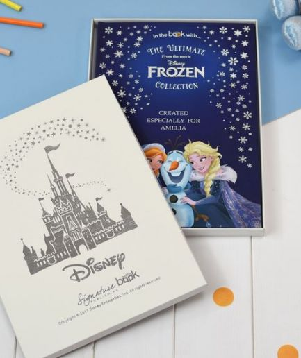 Frozen Ultimate Collection Personalised Book