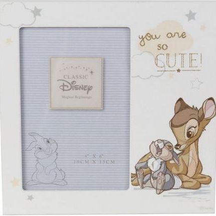 "Disney Magical Beginnings Frame - Bambi 4"" x 6"""