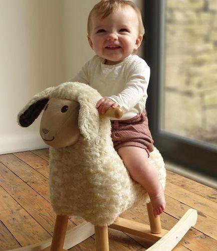 Lambert Rocking Sheep