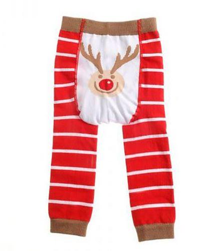 Reindeer Christmas Leggings