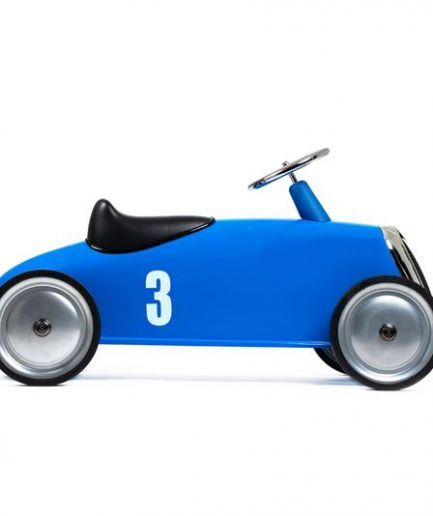 Rider Blue Vintage Ride On