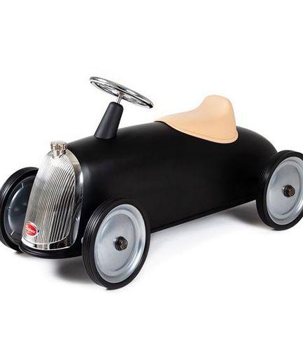 Rider Mat Black Vintage Ride On