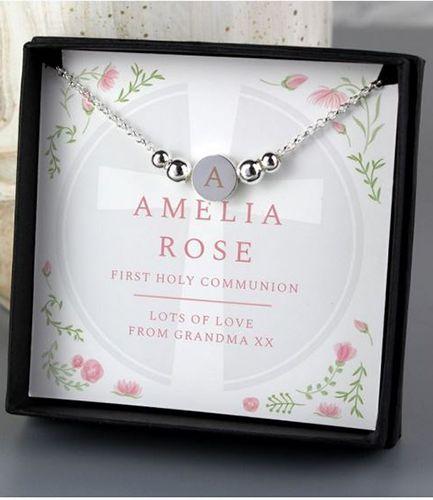 Personalised Religious Bracelet & Box
