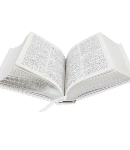 Personalised Pink Cross Bible