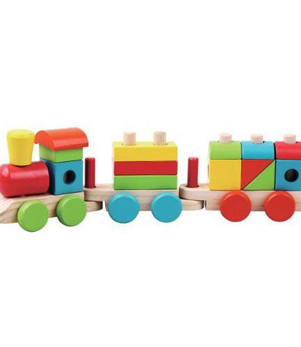 Stacking Train (18pcs)