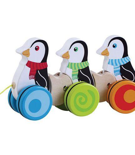 Pull Along Penguins
