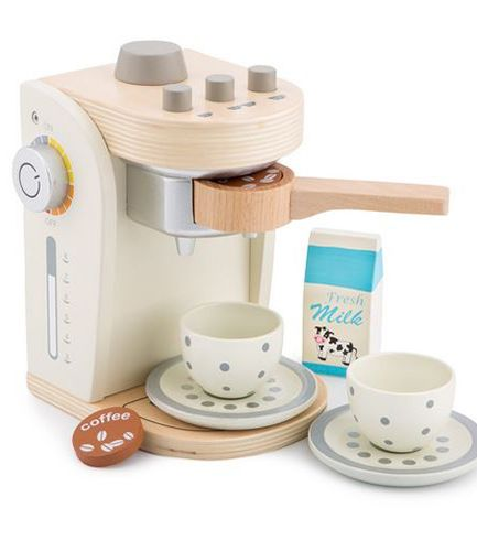 Coffee Maker with Accessories