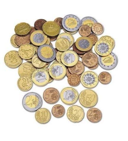 Play Euro Money Coins