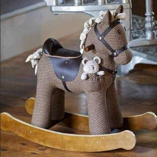 Chester and Fred Rocking Horse (12m+)