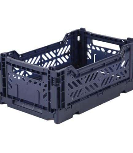 Aykasa Folding Crate Mini Navy