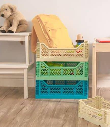 Aykasa Folding Crates Ireland