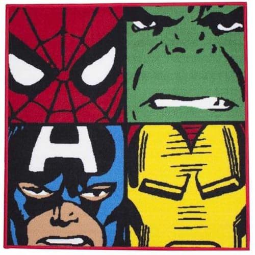Marvel Defenders Rug