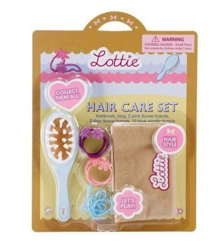 Hair Care Set - Lottie Add-on